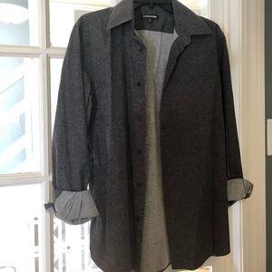 Paisley size medium express shirt